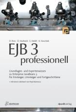 EJB 3 professionell - Cover